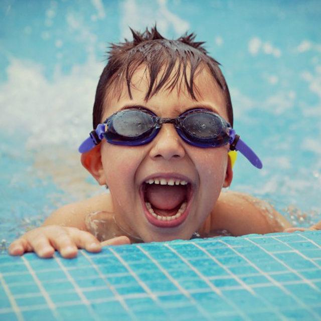 Ignite - Swimming Boy