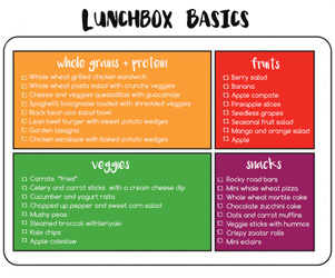 lunnchbox-basics